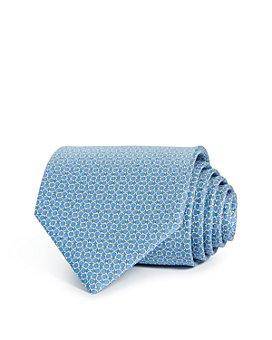 Salvatore Ferragamo - Lampo Silk Classic Tie