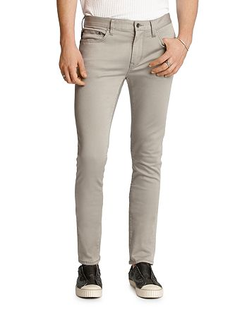 John Varvatos Star USA - Wight Skinny Fit Jeans in Reflection
