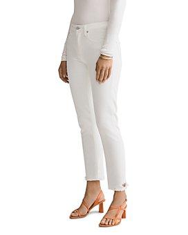 AGOLDE - Toni Skinny Jeans in Glowed