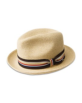 Bailey of Hollywood - Salem Straw Braid Fedora Hat