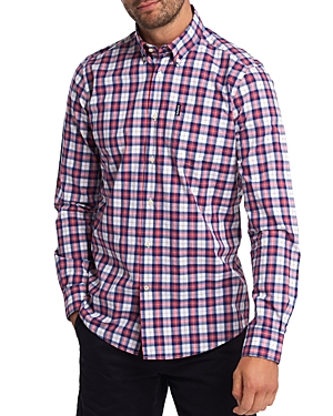 Barbour Highland Check Regular Fit Button-Down Shirt