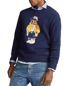 Polo Ralph Lauren - CP-93 Bear Sweater
