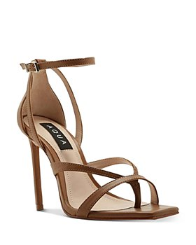 AQUA - Women's Luanda Strappy High-Heel Sandals - 100% Exclusive