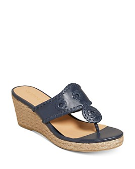 Jack Rogers - Women's Jacks Espadrille Wedge Sandals