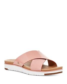 UGG® - Women's Kari Slip On Cross Band Sandals