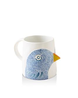 Anthropologie Home - Lazslo Bird Mug