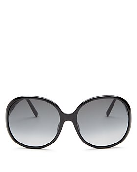Givenchy - Women's Oval Sunglasses, 63mm