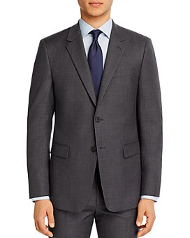 Theory - Chambers Micro-Houndstooth Slim Fit Suit Jacket