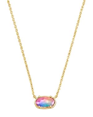 Kendra Scott Grayson Watercolor Illusion Pendant Necklace, 17-20-Jewelry & Accessories