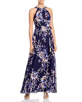 Eliza J - Sleeveless Maxi Dress