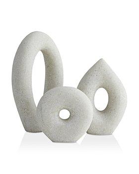 Arteriors - Coco Sculptures, Set of 3