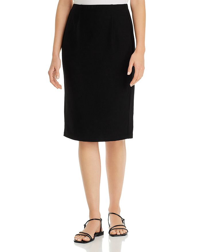 Eileen Fisher - High-Rise Pencil Skirt