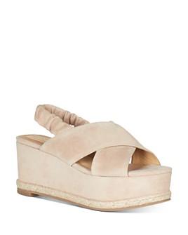 Joie - Women's Garden Jute Espadrille Platform Sandals