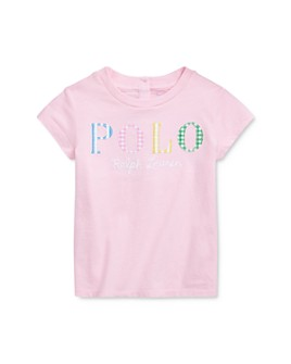Ralph Lauren - Girls' Polo Tee - Baby