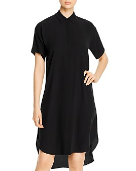 Eileen Fisher - Eileen Fisher Classic Shirt Dress