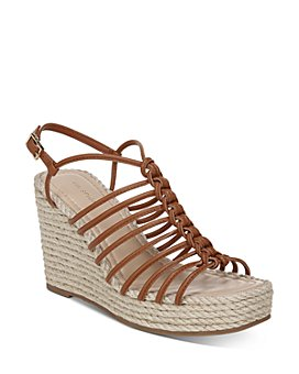 Via Spiga - Women's Selma Strappy Espadrille Wedge Sandals