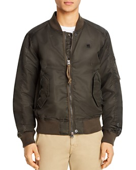 G-STAR RAW - Arris Regular Fit Unpadded Bomber Jacket