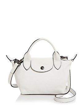 Longchamp - Le Pliage Cuir Small Leather Crossbody Bag
