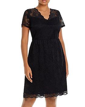AQUA Curve - Lace Dress - 100% Exclusive