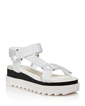 Charles David - Women's Rikki Webbing Platform Sandals