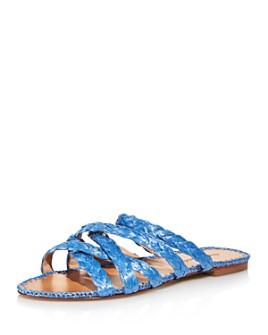 Charles David - Women's Stanza Braided Slide Sandals