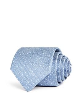 Ledbury - Denton Dot Silk Classic Tie