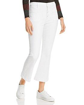 FRAME - Le Bardot Flare-Leg Jeans