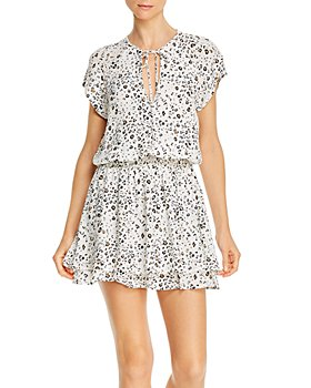 Rails - Karla Printed Smocked Waist Dress