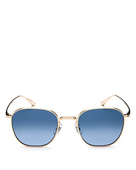 Oliver Peoples - The Row Unisex Board Meeting Square Sunglasses, 49mm