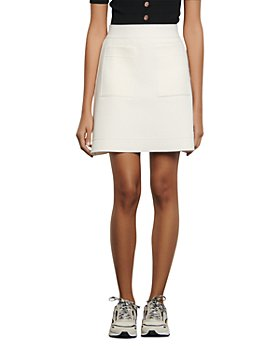Sandro - Elanna Knit Mini Skirt