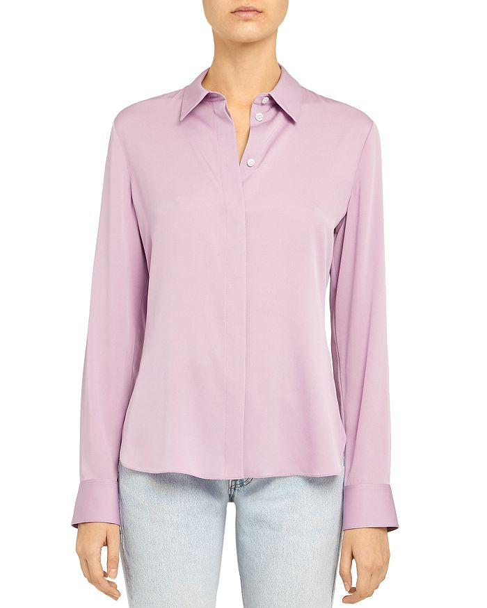 Theory - Classic Fitted Shirt