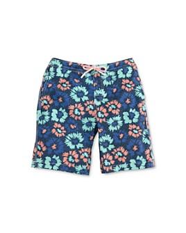 Johnnie-O - Boys' Vessup Floral Boardshorts