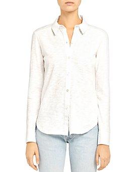 Theory - Organic Cotton Shirt
