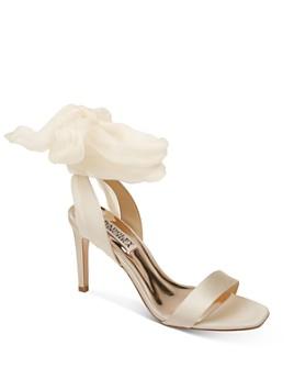 Badgley Mischka - Women's Joylyn Strappy High-Heel Sandals