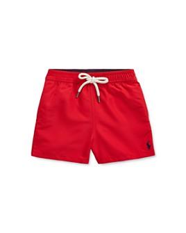 Ralph Lauren - Boys' Solid Swim Trunks - Baby