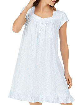 Eileen West - Cotton Printed Nightgown