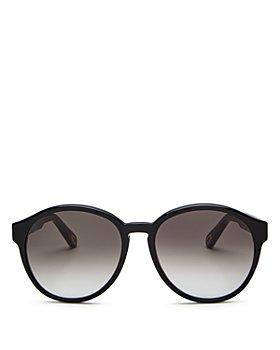Chloé - Women's Willow Round Sunglasses, 57mm