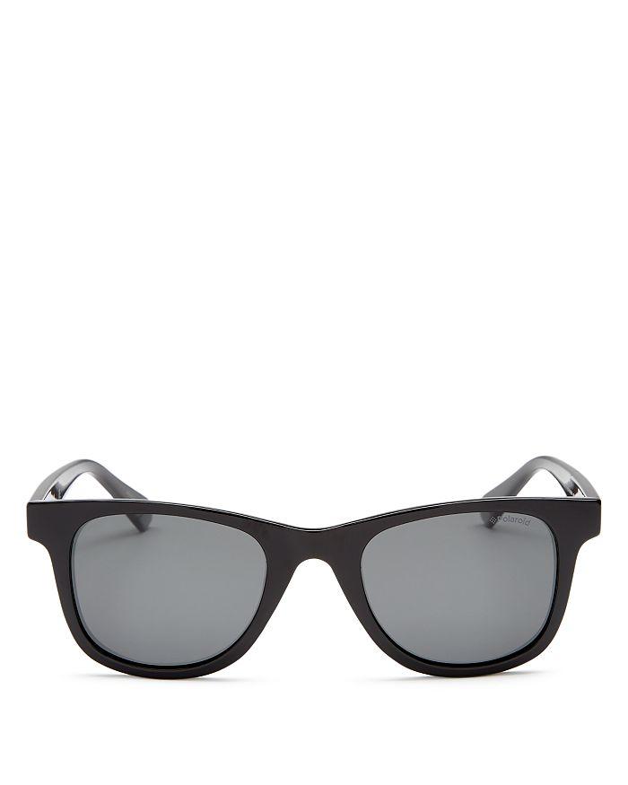 Polaroid - Men's Square Sunglasses, 50mm