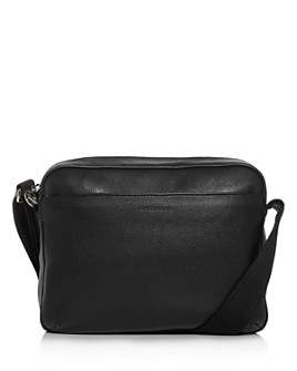 Longchamp - Le Foulonné Small Leather Camera Bag