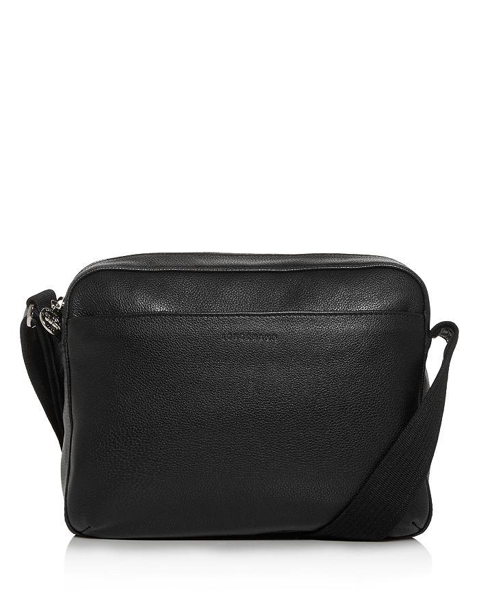 Longchamp - Le Foulonné Small Leather Camera Bag