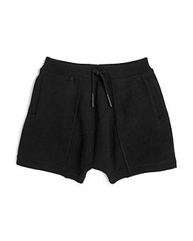 Burberry - Boys' Lucian Logo Drawstring Shorts - Little Kid, Big Kid