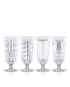 Reed & Barton - New Vintage Iced Beverage Glasses, Set of 4