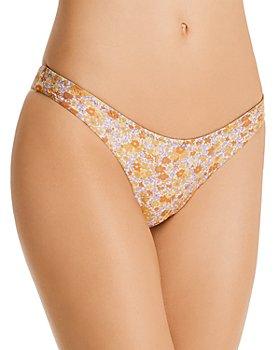 Palm Swimwear - Anais Printed Bikini Bottom