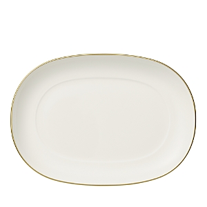Villeroy & Boch Anmut Gold Pickle Dish / Gravy Stand