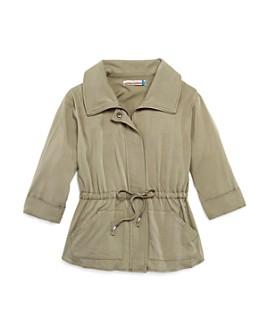 AQUA - Girls' Field Jacket - Big Kid - 100% Exclusive