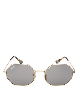 Ray-Ban - Unisex Octagonal Sunglasses, 54mm