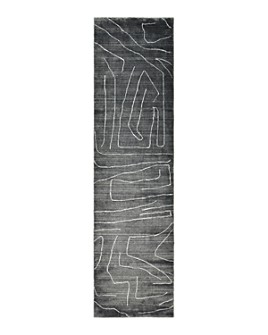 "Timeless Rug Designs - Windy S3170 Runner Area Rug, 2'6"" x 10'"