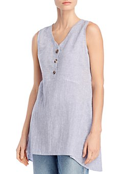 BeachLunchLounge - Hayden Buttoned Tunic