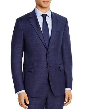 Theory - Bowery Micro-Check Extra Slim Fit Suit Jacket