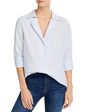 Paige Elora Cotton Striped Shirt - 100% Exclusive-Women